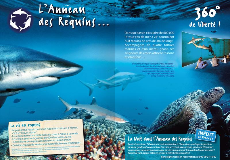 Le Grand Aquarium de St-Malo - Agence AdHoc